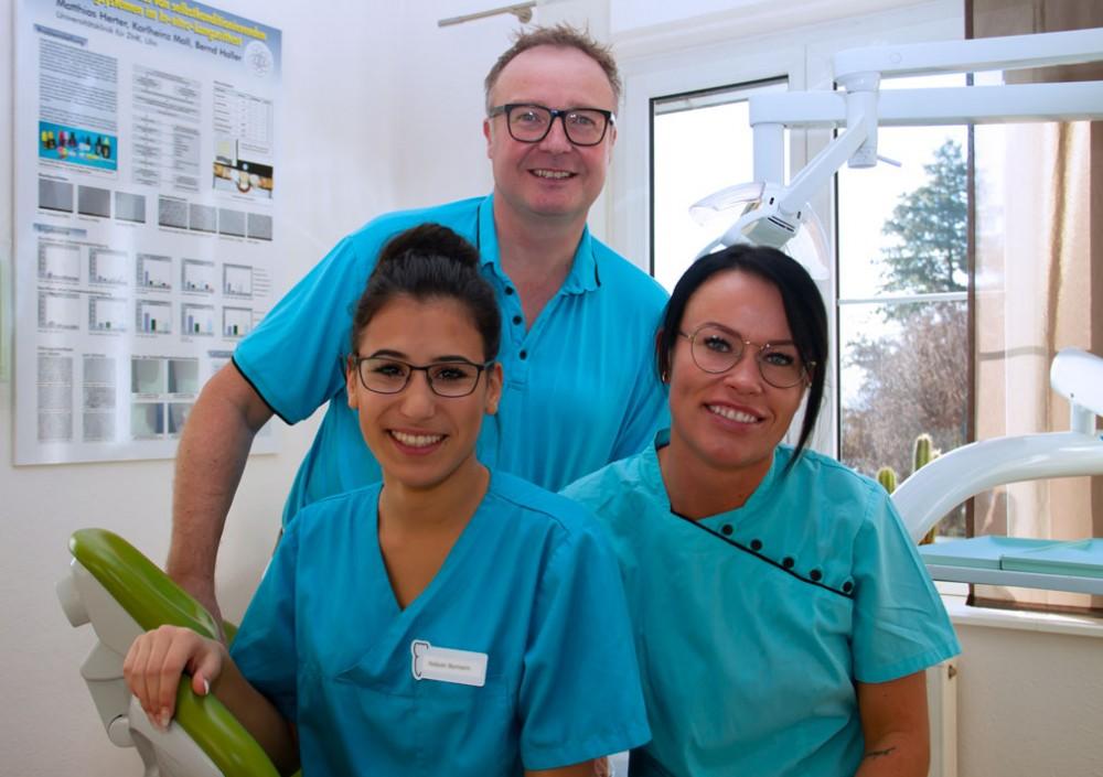Bild:Dr. Matthias Herter - Team