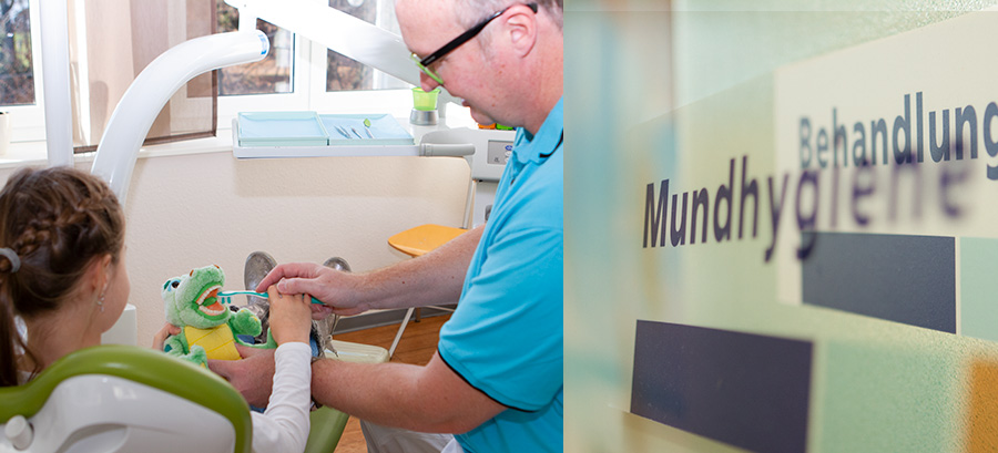 Bild:Dr. Matthias Herter - Kinderprophylaxe